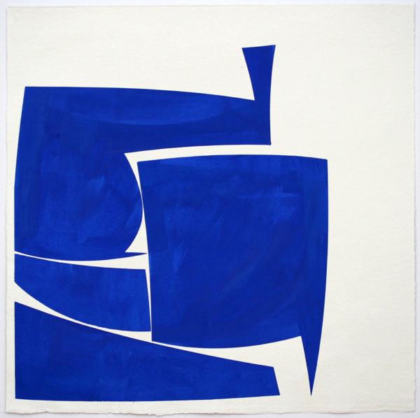 Joanne Freeman, Covers 24 Blue A Summer, 2016