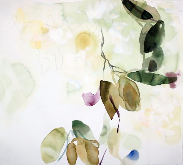 Elise Morris, Enduring Green 1 , 2017