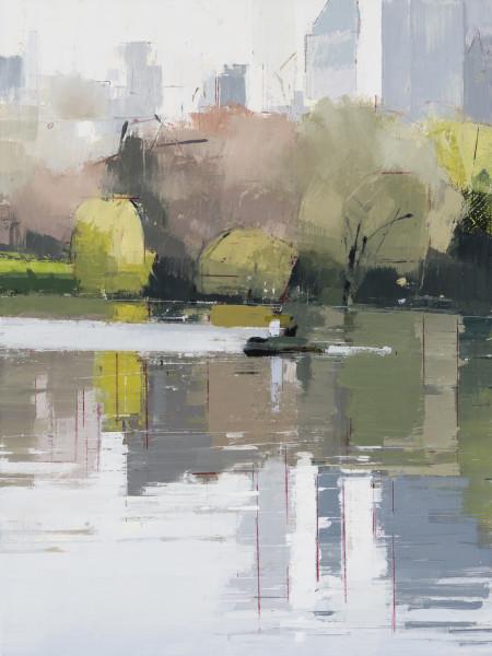 Lisa Breslow, Boaters 2, 2017