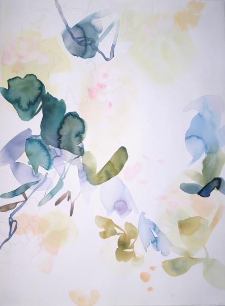 Elise Morris, Lights Wash 1, 2017