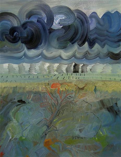 Josette Urso, Sea Tree, 2009