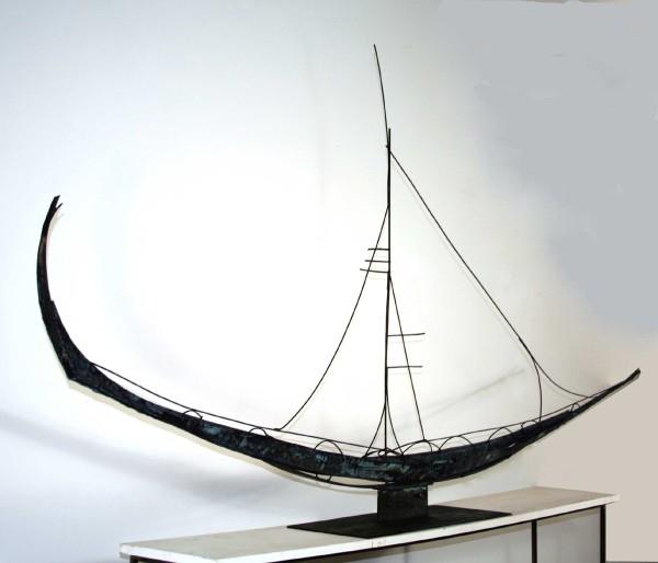 Arden Scott, Blue Traceries, 2008