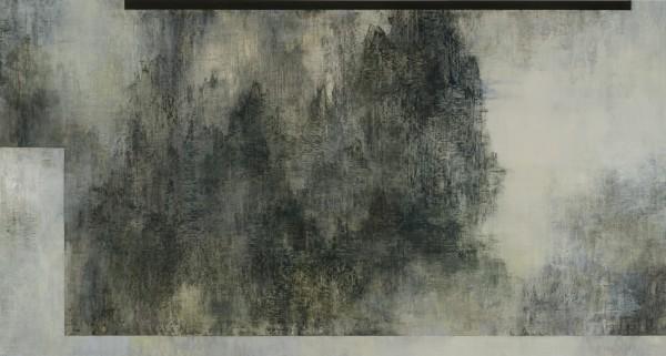Tamar Zinn, At the still point 33, 2016