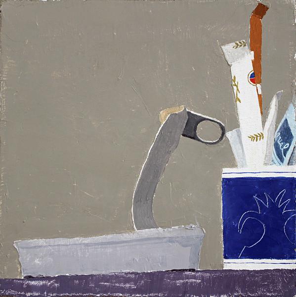 Sydney Licht, Still Life with Sardines, 2015
