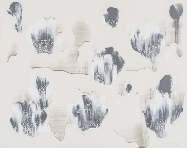 Gudrun Mertes-Frady, Ice Flowers, 2015