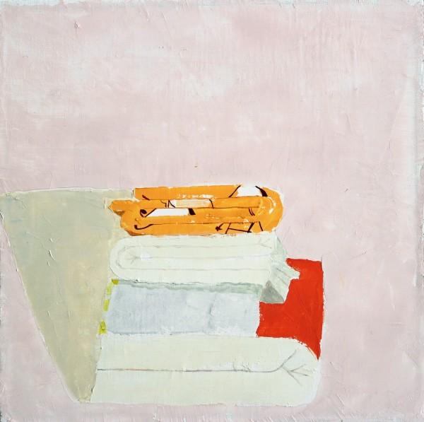 Sydney Licht, Still Life with Orange, 2016