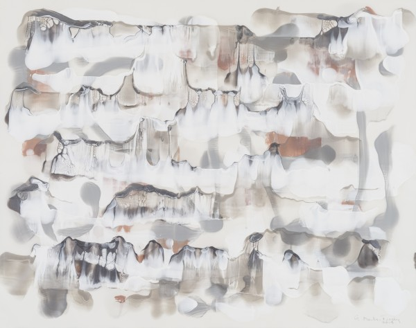 Gudrun Mertes-Frady, Skylight #10, 2013
