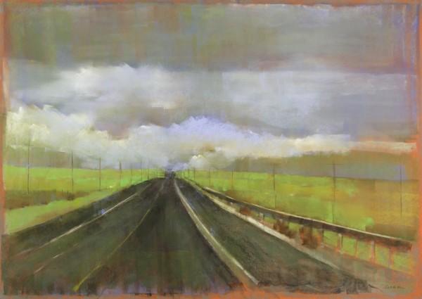Kathleen Dunn, Road Series, 2013