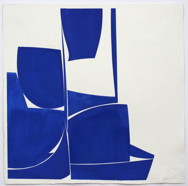 Joanne Freeman, Covers 24 Blue I Summer , 2016