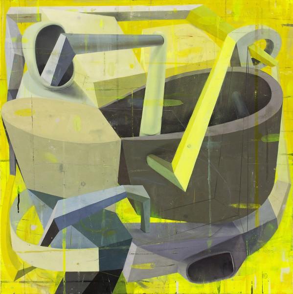 Deborah Zlotsky, In Love with the night, 2015