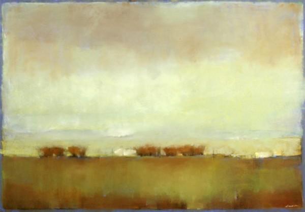 Kathleen Dunn, Tree Line, 2013