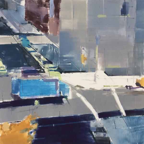 Lisa Breslow, Blue Truck 3, 2016