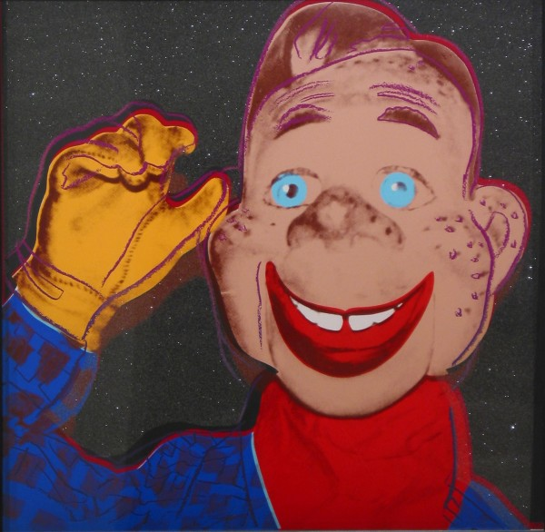 Andy Warhol, Howdy Doody, 1981