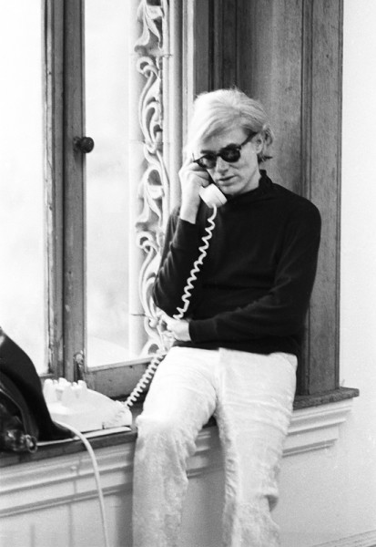 Warhol / Swerman, Andy Warhol & Friends