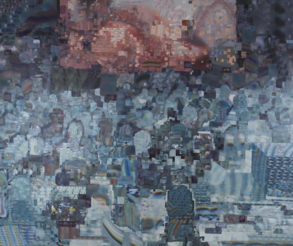 Taha Heydari, Dark Chamber, 2015