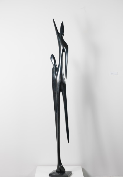Estate of Alfred Basbous, Phoenician Victory, 1992