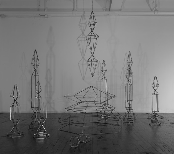 Afruz Amighi, The Anchoress, 2014
