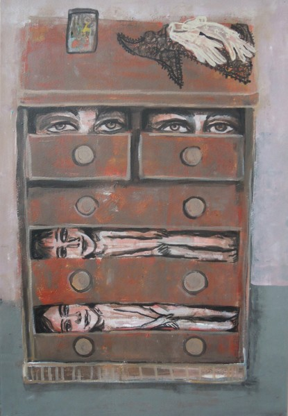Debbie Lee, Family Chest of Drawers