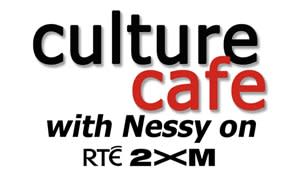 CULTURE CAFE ON RTÉ 2XM - INTERVIEW WITH AMY HANRAHAN