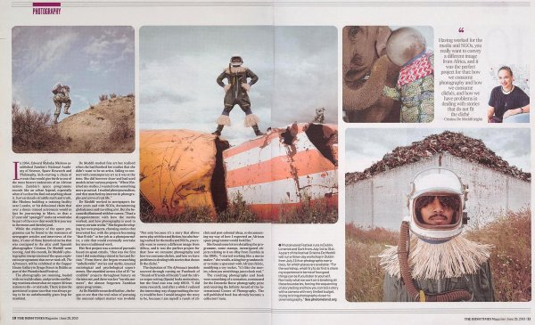 The Irish Times Review The Afronauts by Cristina De Middel