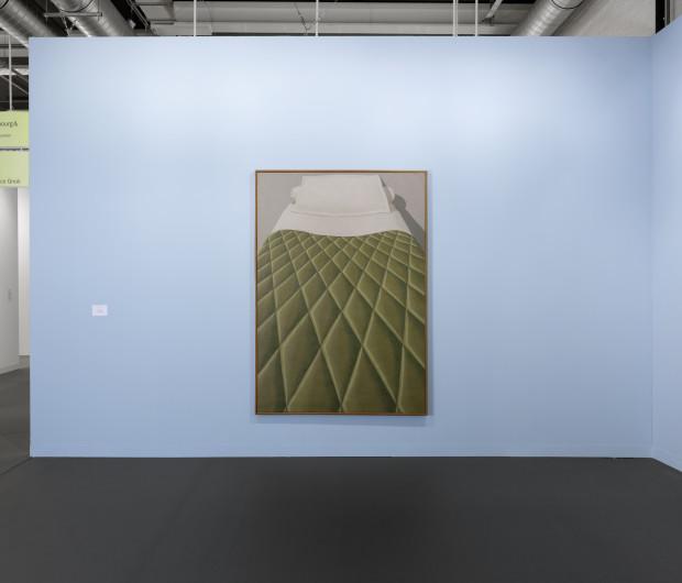 ART BASEL 2014: DOMENICO GNOLI - BEDS