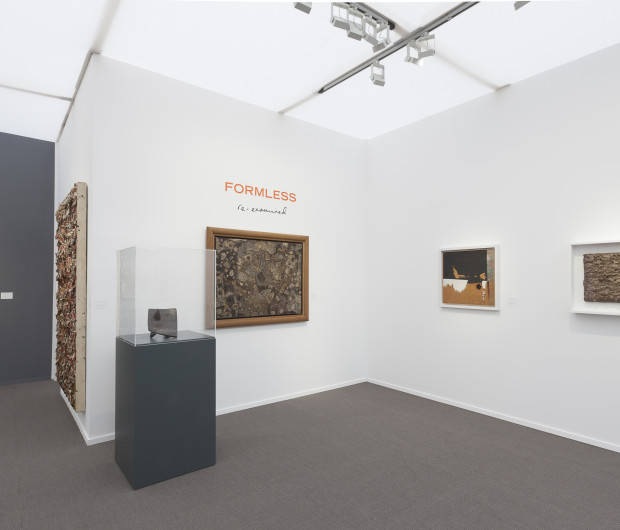 FRIEZE MASTERS: Formless - Re-examined