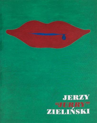 """Jerzy """"Jurry"""" Zielinski: Paintings, 1968 - 1977"""