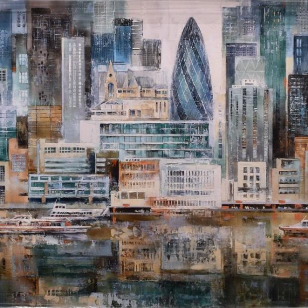 Veronika Benoni - London, 2019
