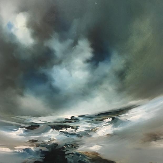 Alison Johnson - Drift, 2019