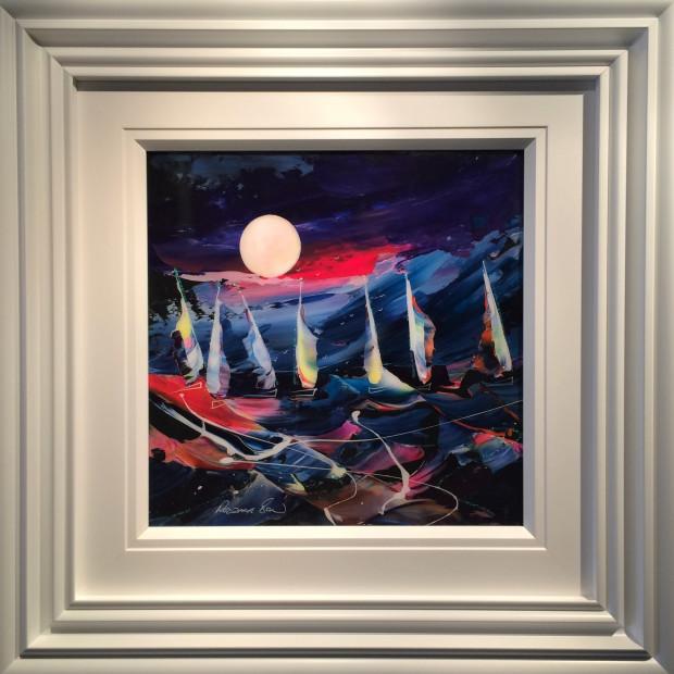 Rozanne Bell - Sunset Seas, 2019