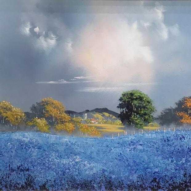 Allan Morgan - Clear Skies, 2019