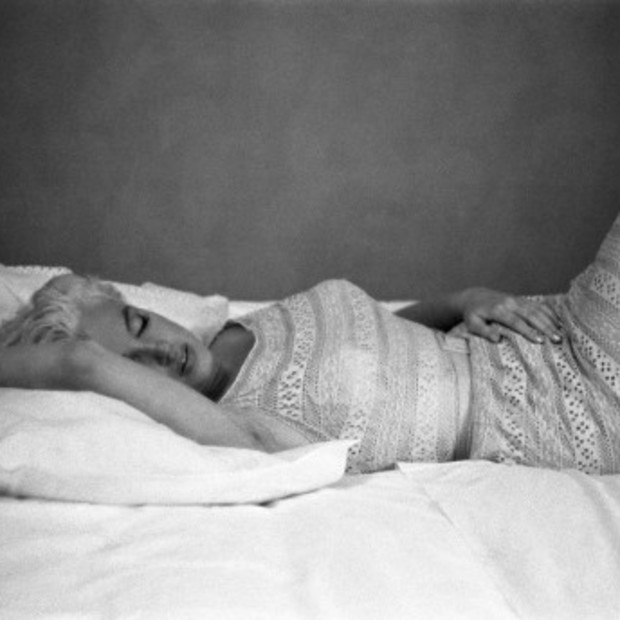 Eve Arnold - Resting After A Plane Journet Bement Illinios, 1955, 2007