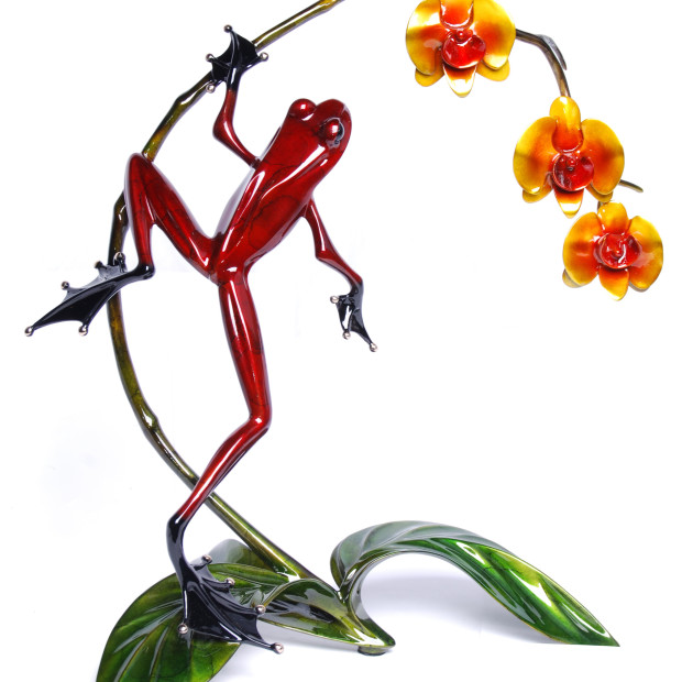 Frogman - Orchid - BF142, 2010