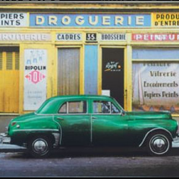 Jack Miller - Droguerie, 1984