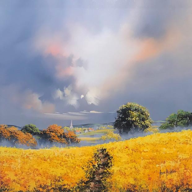 Allan Morgan - Golden Haven, 2018