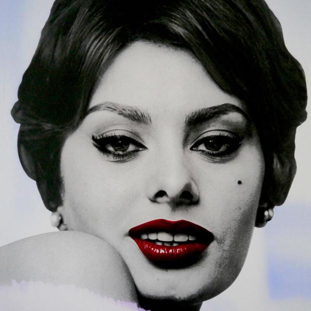 David Studwell - Sophia Loren I, 2019