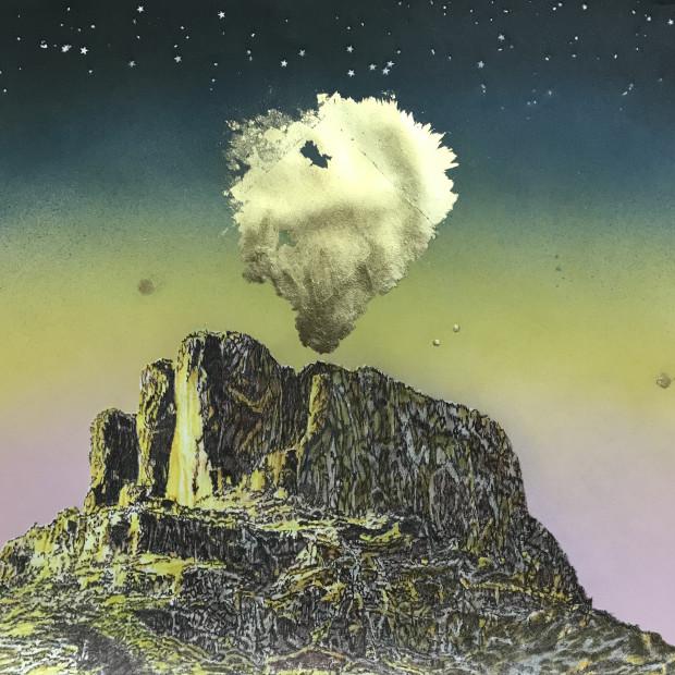 Jim Malone - Cloud Nine, 2018