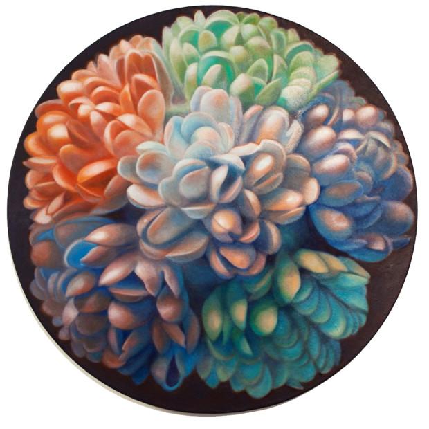Ann Ekstrom - Dresden Study, 2015