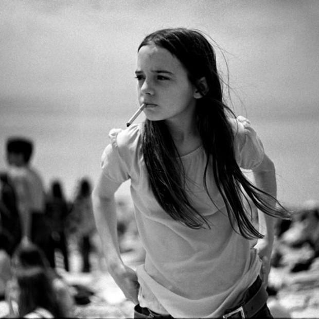 Joseph Szabo - Priscilla, 1969