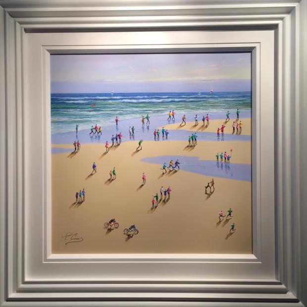 Paola Cassais - Sails Off Shore, 2019