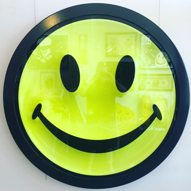 RYCA - Ryan Callanan - Powerpill - Giant Smiley, 2019