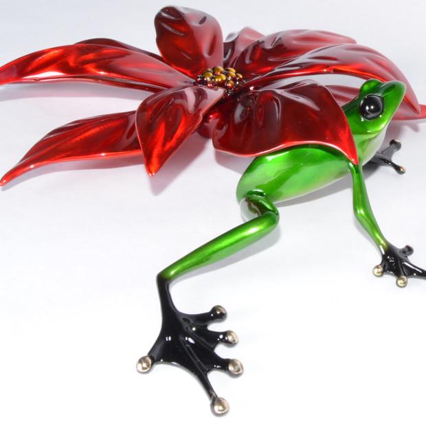 Frogman - Poinsettia - BF202, 2015