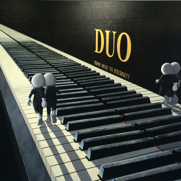 Mark Grieves - Duo - 3D Edition, 2017