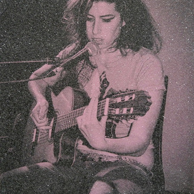 David Studwell - Amy Winehouse IV, 2019