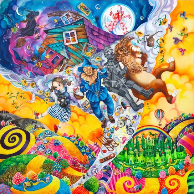 Kerry Darlington - Dorothy's Dream, 2020