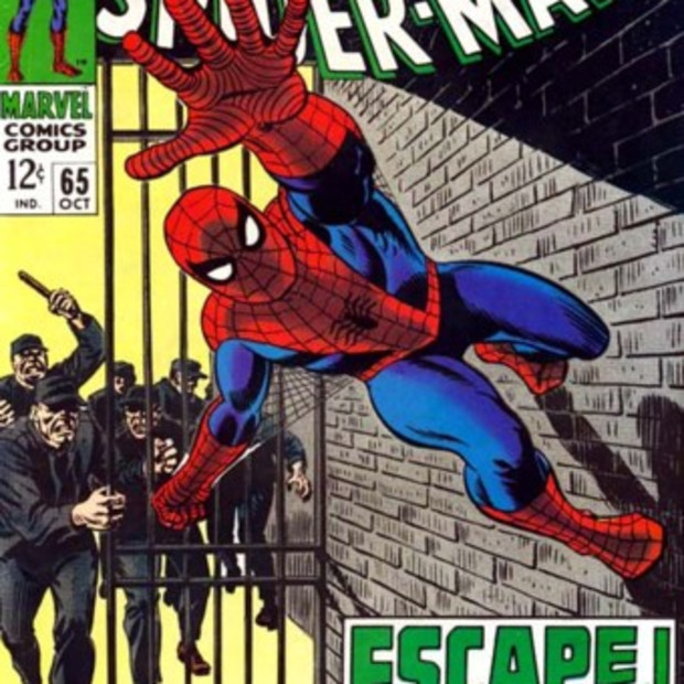 Marvel/ Stan Lee - The Amazing Spider-Man #65 Escape Impossible, 2016