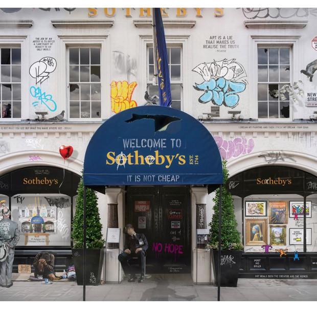 JJ Adams - Sotheby's, 2021