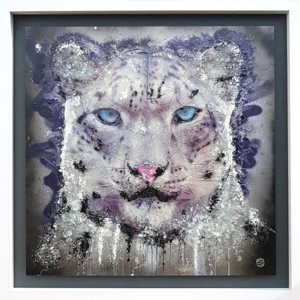 Dan Pearce - Endangered - The Snow Leopard, 2018