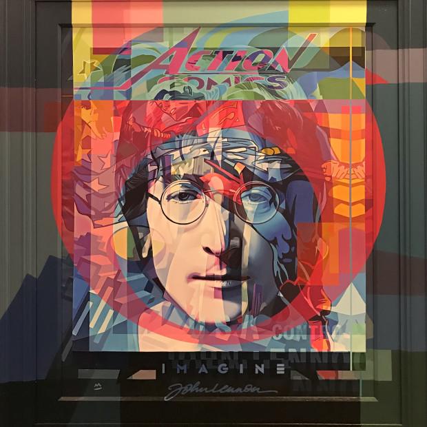 Stuart McAlpine Miller - Lennon - In My Life, 2021