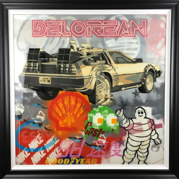 ZombieDan - DeLorean, 2018